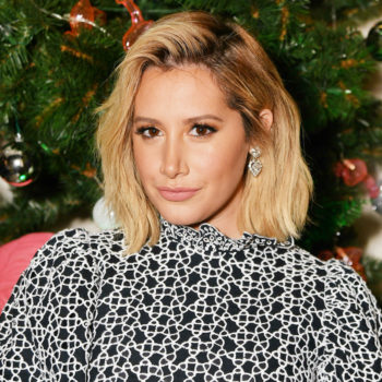 Ashley Tisdale says bye-bye to blonde, becoming part of the pink hair cult