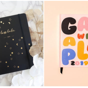 The best planners to help you get your life together (and keep it together) in 2019