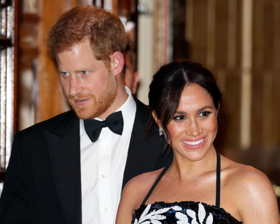 Meghan Markle and Prince Harry's wax figures in ugly Christmas sweaters will haunt your holiday dreams