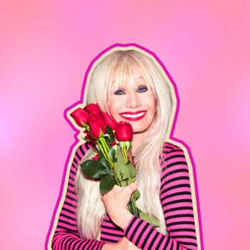 """Betsey Johnson has been a shining light in the fashion industry for decades, and it's because she's """"never connected to trends"""""""