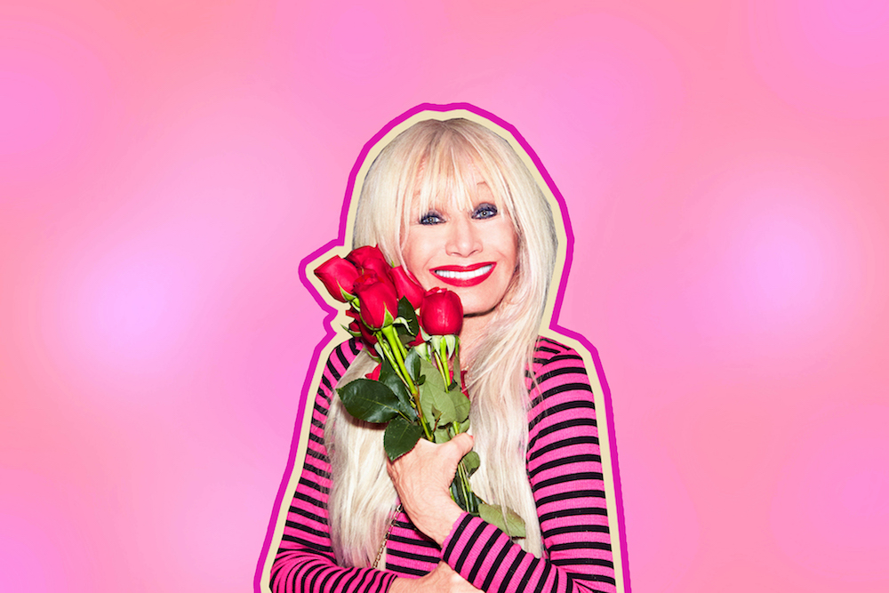 "Betsey Johnson has been a shining light in the fashion industry for decades, and it's because she's ""never connected to trends"""