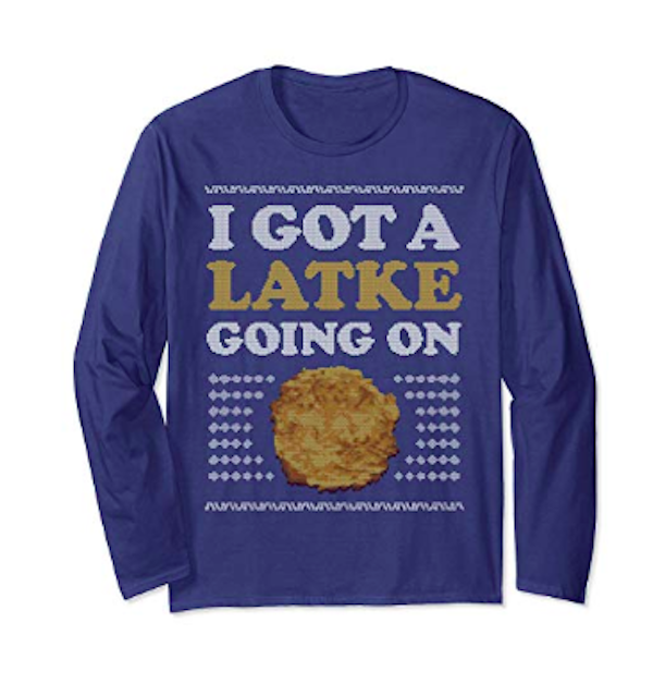 Jewish Christmas Sweater.11 Ugly Sweaters To Rep Your Jewishness At Your Office
