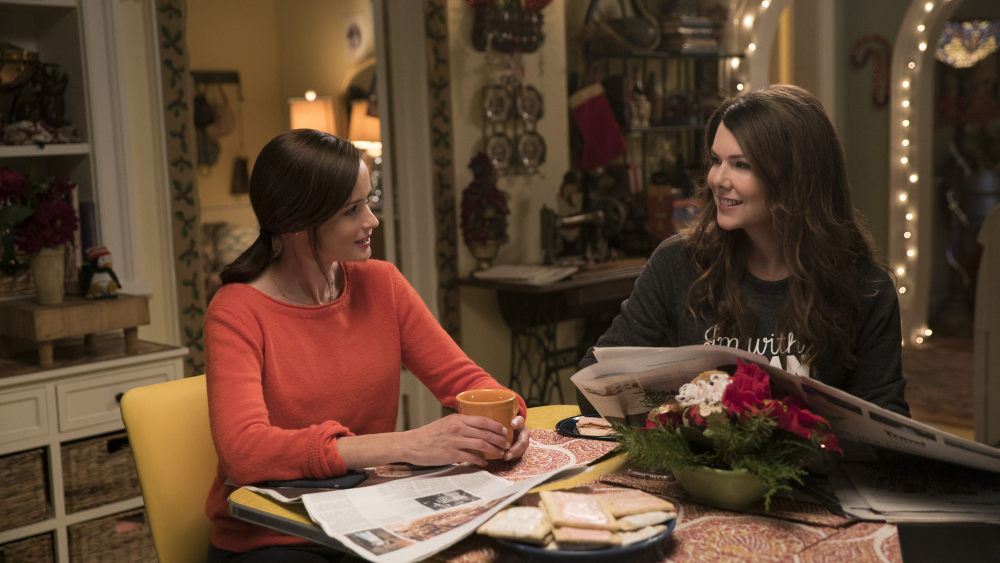 You can officially eat a holiday lunch at the <em>Gilmore Girls</em> house this year—here's how