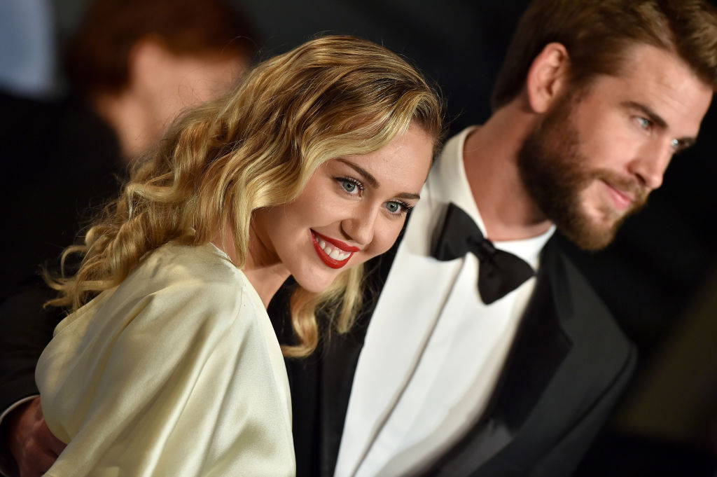 "Why Miley Cyrus doesn't call Liam Hemsworth her ""fiancé"" after the Malibu fires consumed their home"