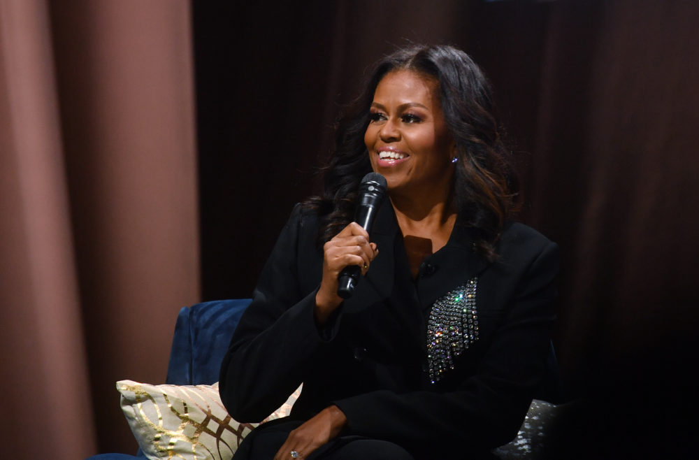 Michelle Obama penned a letter to her past self, and this should be required reading