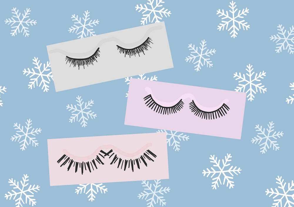 These false lash hacks will help you slay your New Year's makeup like a pro