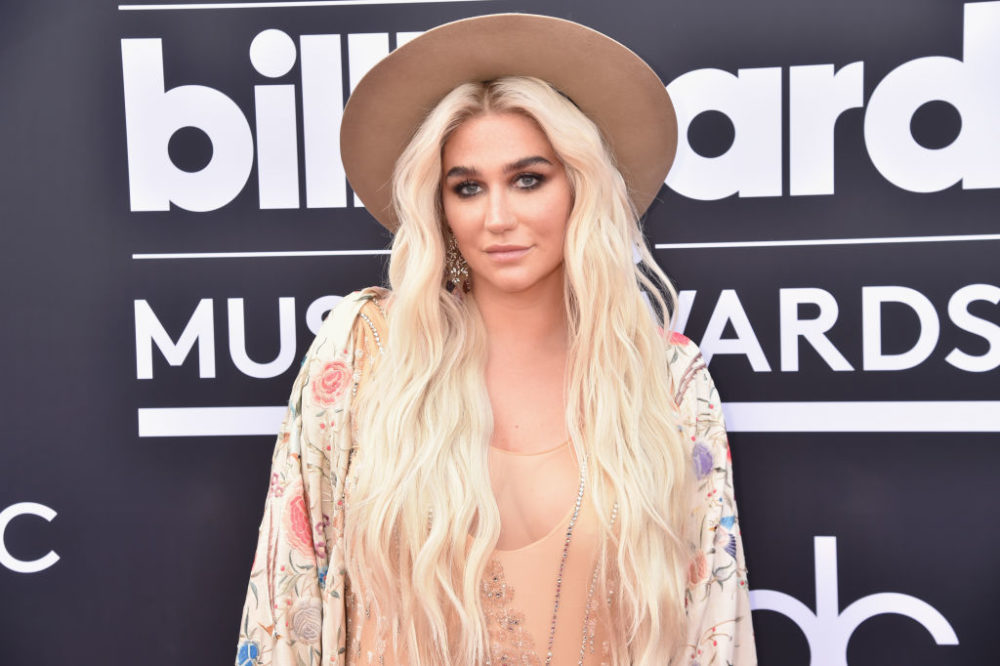 "Kesha's first televised performance of ""Here Comes The Change"" will make you proud to be a woman"