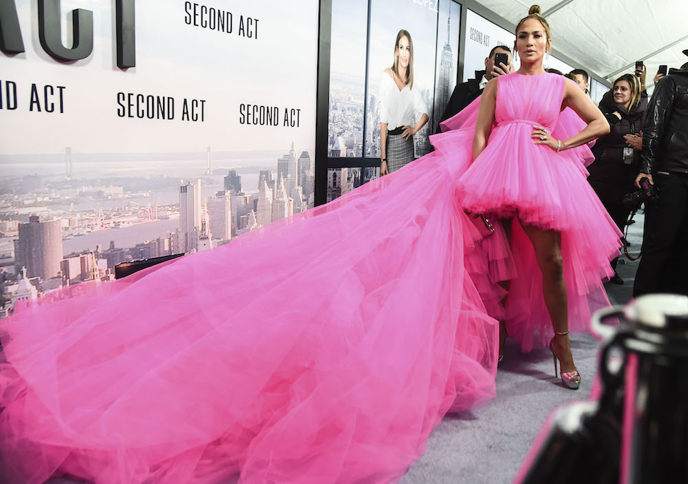 4296e54d67 Before we get into the many things J.Lo s over-the-top dress reminded us  of