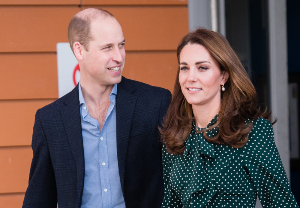 Will and Kate's annual family Christmas card is here—and it's so unexpectedly casual