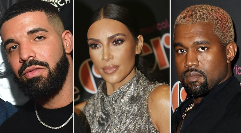 Kim Kardashian just responded to the Drake/Kanye West feud, and this has reached <em>Gossip Girl</em> levels