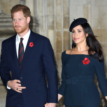 Prince Harry and Meghan Markle released an unseen photo from their wedding as a holiday card, and we want the collector's edition