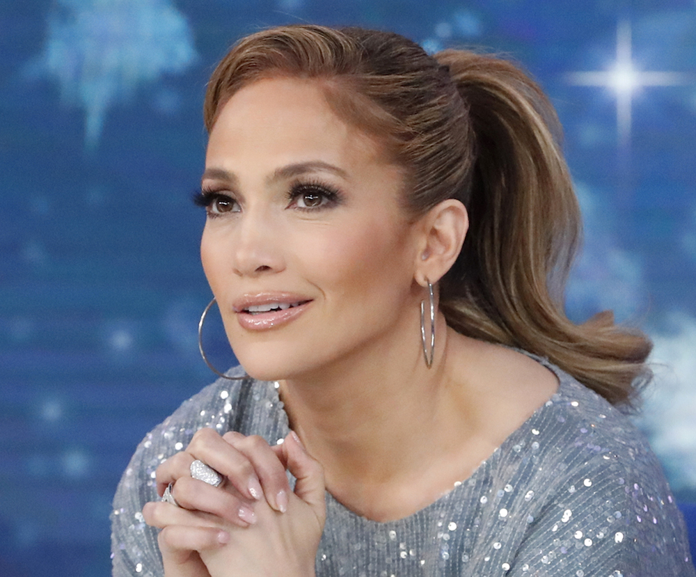 Jennifer Lopez is reportedly launching a skin care line, so 2019 is already looking up