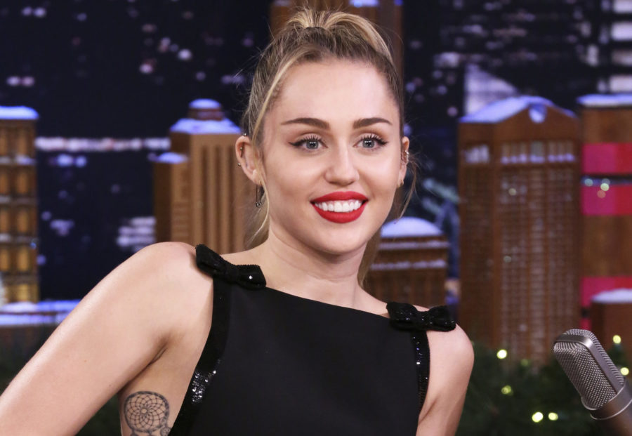 Miley Cyrus couldn't recognize one of her own biggest hits during a musical challenge, and LOL