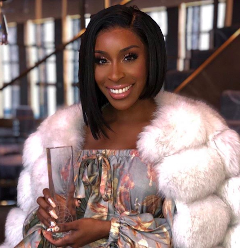 Jackie Aina received the Influencer of the Year award by <em>WWD</em>, and here's why that's important