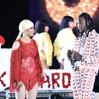 Offset interrupted a Cardi B performance to ask for her back, and this is the definition of male entitlement