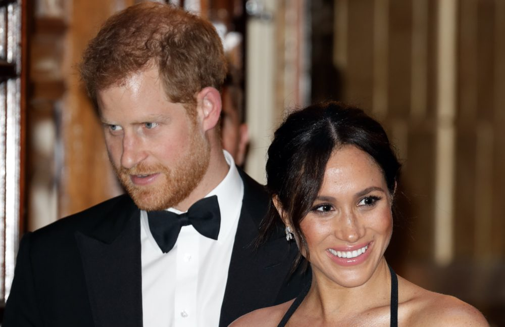 Prince Harry is apparently skipping a royal Christmas tradition out of respect for Meghan Markle