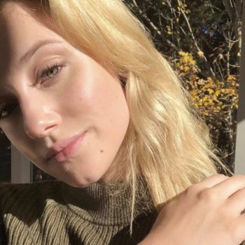 "Lili Reinhart is taking a break from Twitter because it's a ""toxic site"""