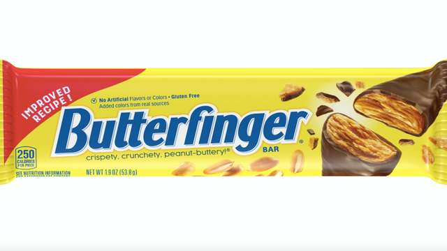 Your beloved Butterfinger is getting a makeover in 2019, and it actually sounds amazing