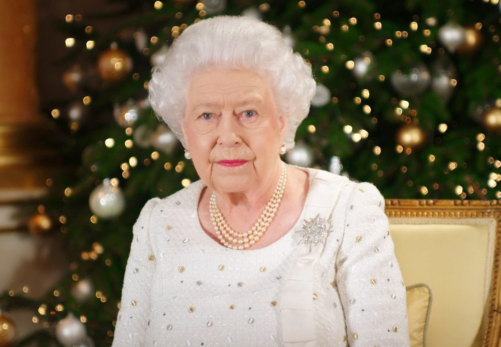 The royal family's Christmas tree may be more extra than Kylie Jenner's