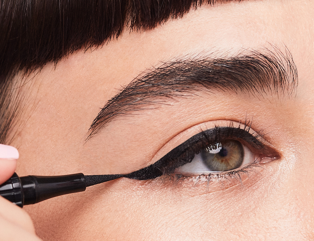 Benefit Cosmetics is coming out with a liquid eyeliner based on its famous Roller Lash mascara