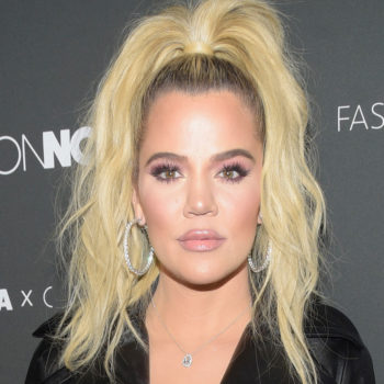 Khloé Kardashian's new pink hair reminds us of Candy Land's Princess Lolly