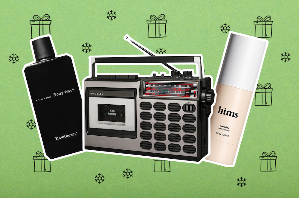 22 holiday gift ideas to get your man-boo, brother, or any other male-identifying person in your life