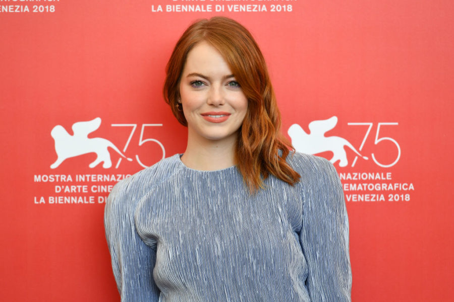 Emma Stone is unrecognizable in Paul McCartney's new music video