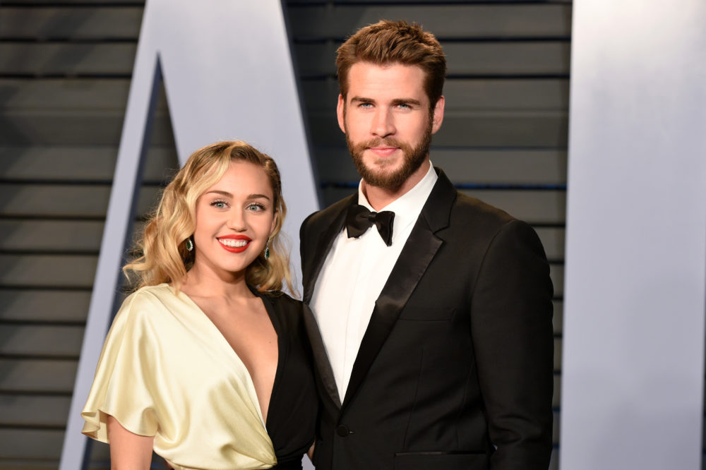 Miley Cyrus just revealed some, um, <em>very</em> personal information about Liam Hemsworth's anatomy