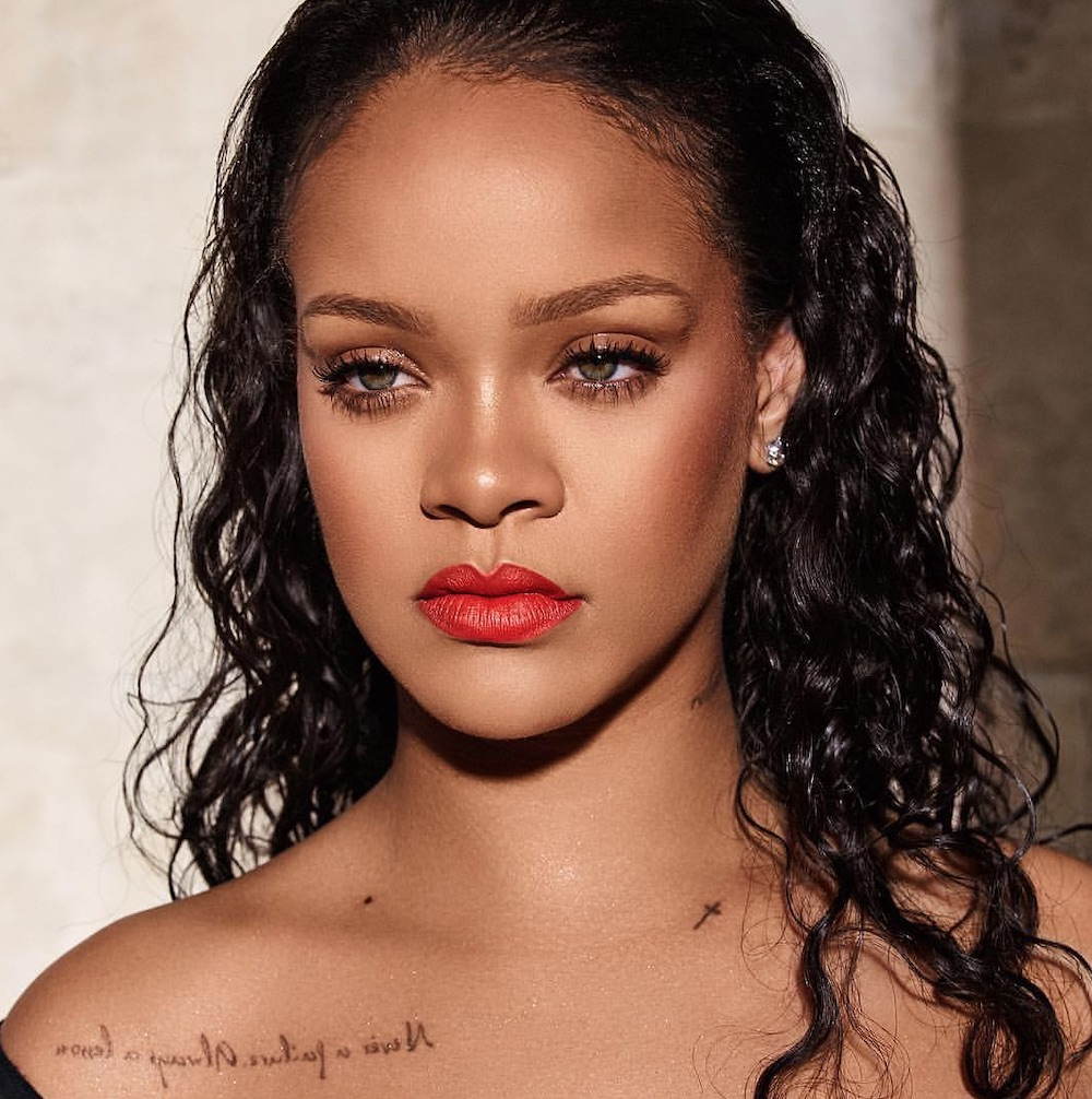 Fenty Beauty is releasing 10 stunning lipsticks that will have you channeling an iconic Rihanna look