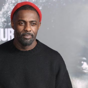 "Idris Elba (wisely) said the #MeToo movement is only difficult for men ""who have something to hide"""