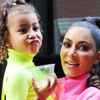 North West just directed Kim Kardashian in the cutest mother-daughter photoshoot