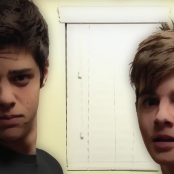 """Watch 16-year-old Noah Centineo dance to Justin Bieber's """"Boyfriend"""" in this epic video"""