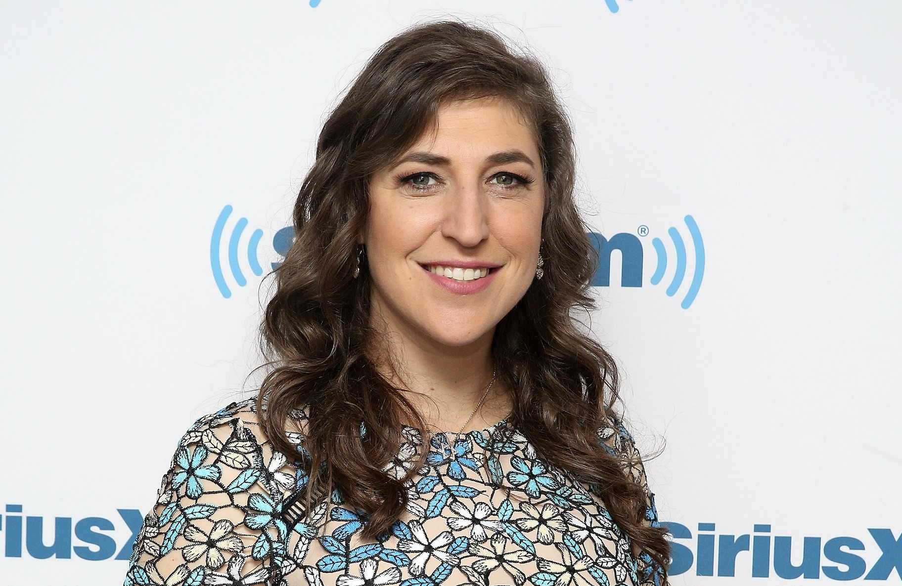 <em>Big Bang Theory</em> star Mayim Bialik revealed she's going through a major breakup, and we hope she's okay
