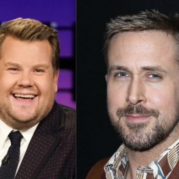 James Corden's Ryan Gosling impression is savage, and LOL forever