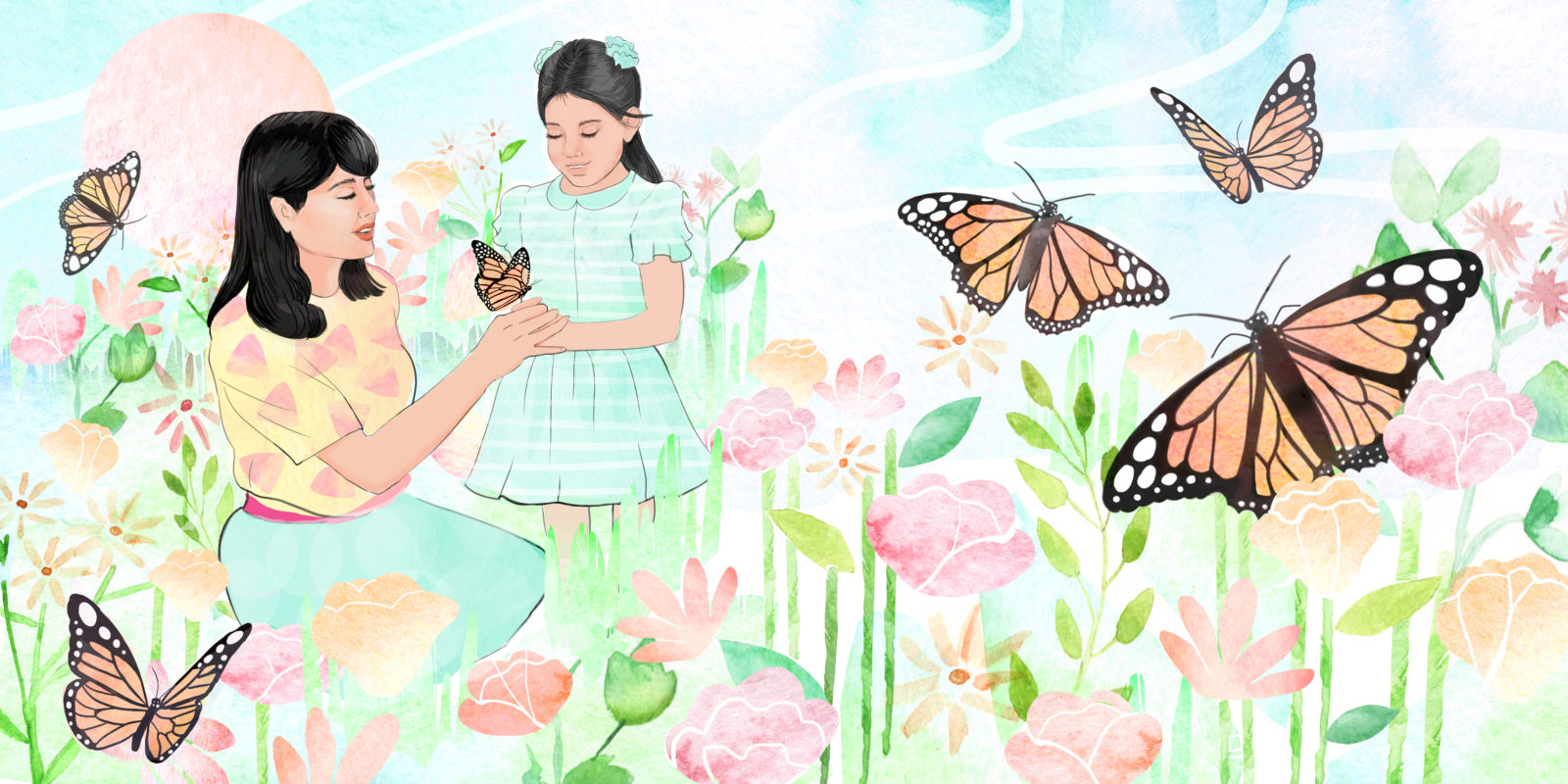 How my migrant story mirrors the migration of the monarch butterfly