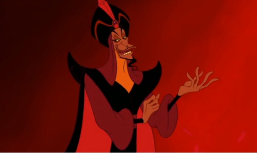 "The first look at live-action <em>Aladdin</em> is here, and Twitter is losing it over ""hot Jafar"""