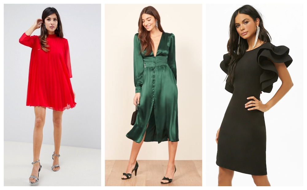 16 festive dresses that will have you looking like a snack at the office holiday party