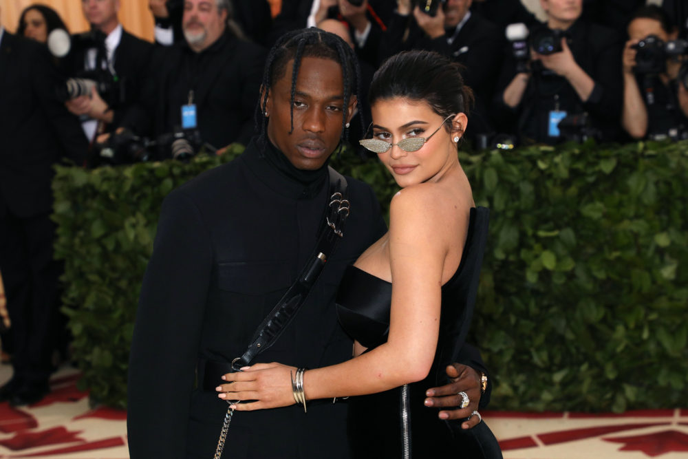 Travis Scott finally revealed whether he and Kylie Jenner are engaged