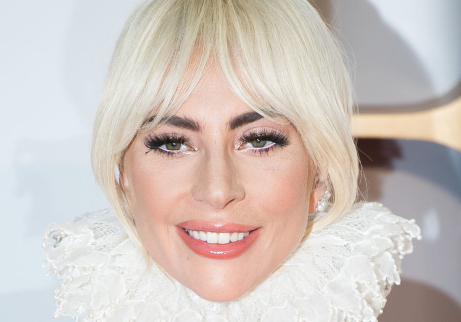 Lady Gaga's new lilac hair is a far cry from Ally's carrot-orange hair in <em>A Star is Born</em>