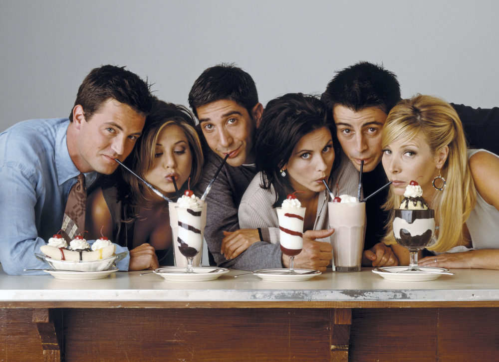 <em>Friends</em> fans apparently hated this character so much, they booed her while filming