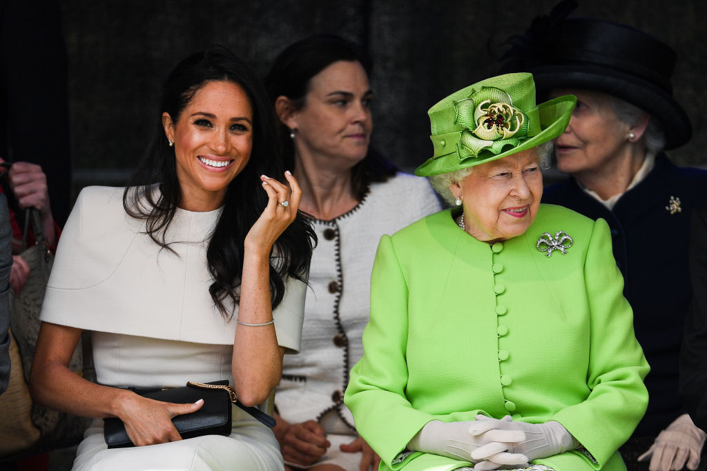 Apparently, Meghan Markle went against the queen's wishes on this extremely personal family matter