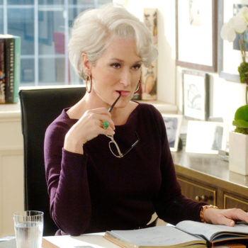 So, Emily Blunt revealed <em>The Devil Wears Prada</em>'s Miranda Priestly isn't actually based on Anna Wintour