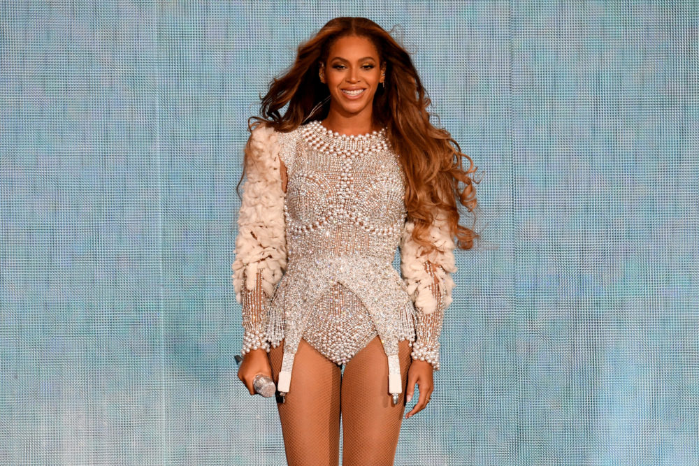 "Someone leaked ""new"" Beyoncé tracks on Spotify—and pranked us all"