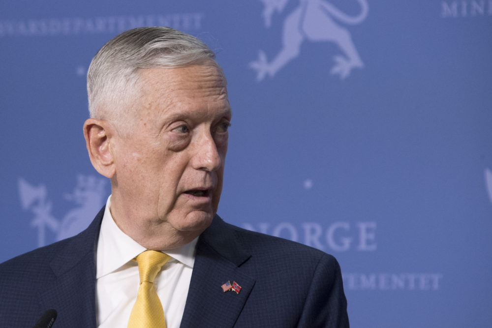 Everyone is talking about James Mattis's resignation as Secretary of Defense—here's why