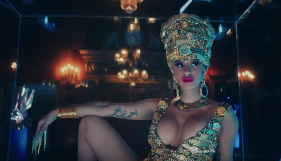 "Cardi B breastfeeding in her new ""Money"" music video is a big 2019 mood"