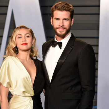 Miley Cyrus and Liam Hemsworth are definitely maybe married, according to these pictures