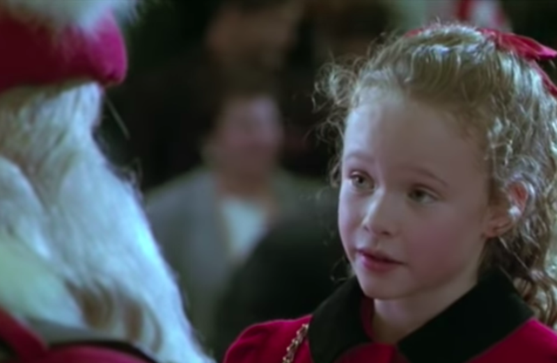 We need to talk about the 1991 movie <em>All I Want for Christmas</em>