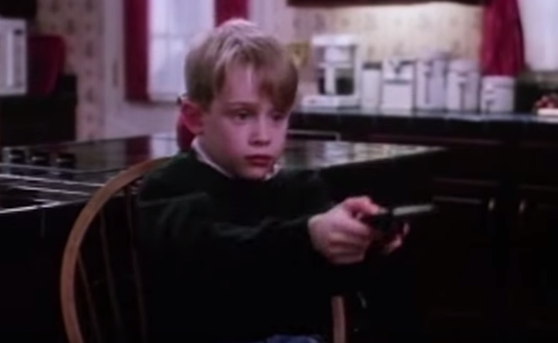 The mob movies Kevin watches in <em>Home Alone</em> aren't actually real, and we're speechless