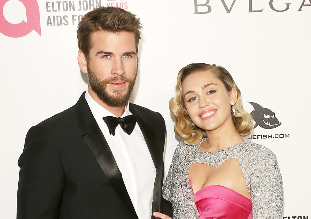 <em>The Last Song</em> author Nicholas Sparks also stans Miley Cyrus and Liam Hemsworth's marriage