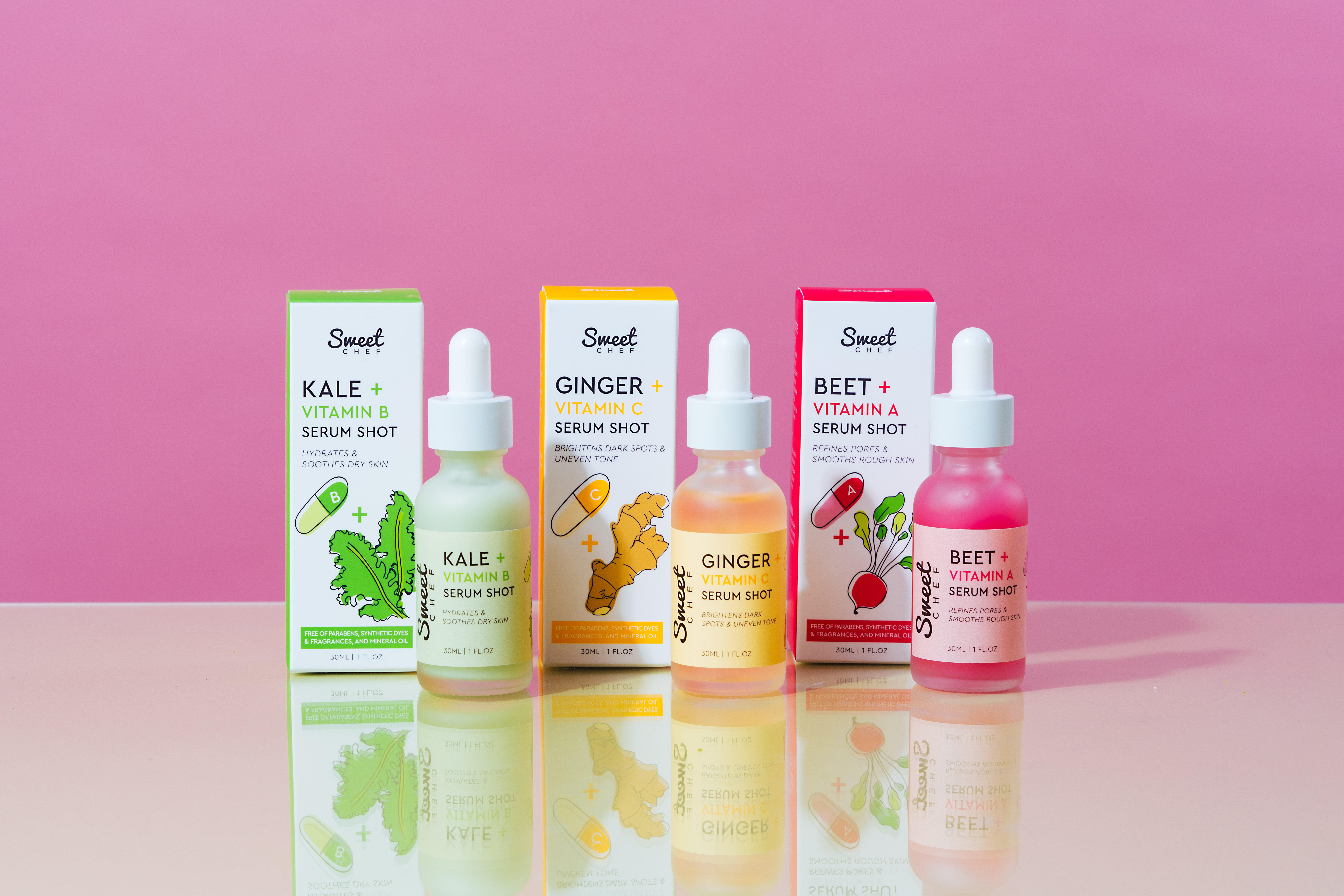 Sweet Chef Is a New Korean Beauty Skincare Brand From Glow Recipe